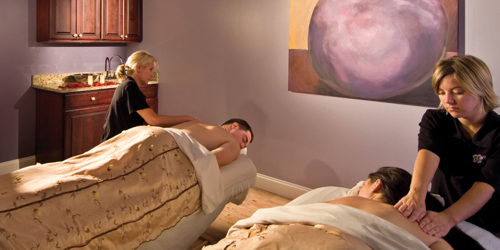 Romantic Couples Massage in Sandwich at the Beach Plum Spa