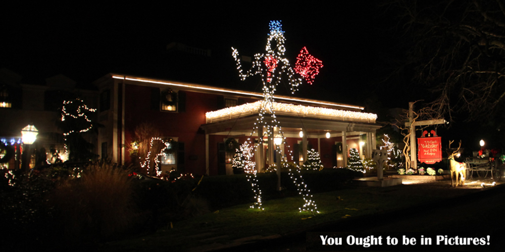 Holiday Lights at Dan'l Webster Inn & Spa