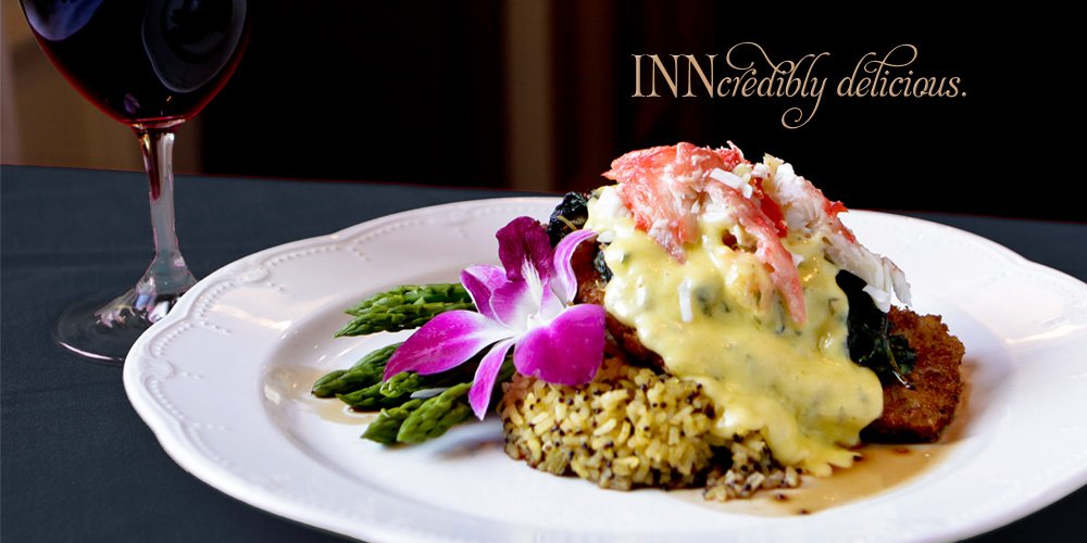 Delicous Food at the Dan'l Webster Inn & Spa