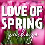 Love Of Spring Package